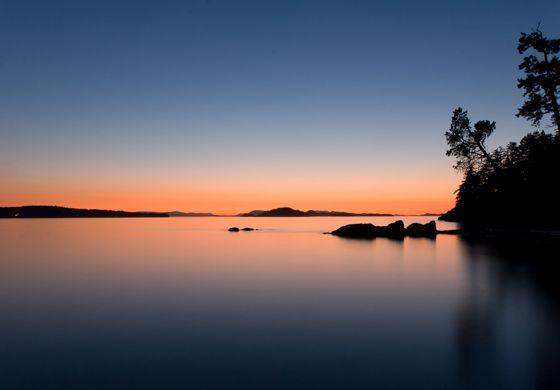Kayak Orcas Island