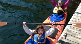 Kayaking Adventures with Kids