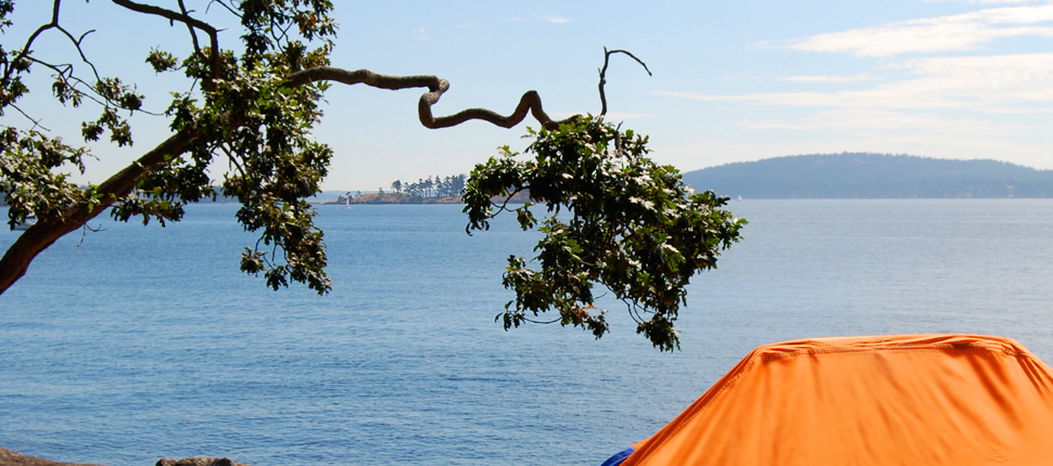 Jones Island – summer kayaking